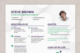 Personal Branding Resume Nurture Your Character To Enhance Your Personal Brand Enhancv