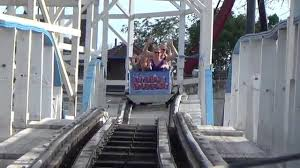 Little Dipper Flag Little Dipper At Six Flags Great America Youtube