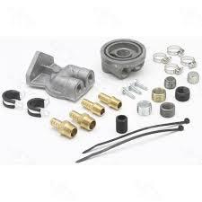 nissan 350z k n oil filter engine oil filter remote mounting kit filter mount kit hayden 291