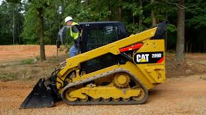 how to hook up a work tool attachment cat skid steer compact