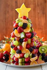 edible fruit centerpieces fruit christmas tree iowa girl eats