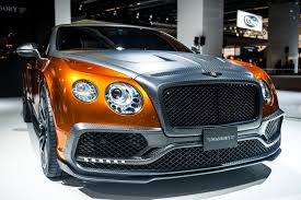 bentley mansory mansory si vzalo do parády nový model bentley continental gtc 2016
