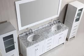 Bathroom Linen Closet Ideas Homely Ideas Bathroom Vanity With Matching Linen Cabinet Vanities