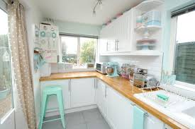 pastel colours to update and energise your kitchen