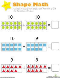 92 best ten frames images on pinterest kindergarten math math