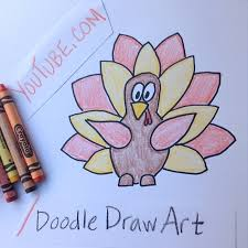 Thanksgiving Video For Kids Watch This Video Tutorial To Learn How To Draw A Thanksgiving