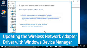 hp pcs troubleshooting wireless network and internet windows 10