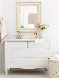 Cottage Style Vanity Cottage Style Bathrooms A Makeover The Inspired Room
