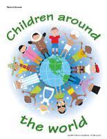 children around the world theme and activities educatall