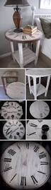 the 25 best clock table ideas on pinterest small round side
