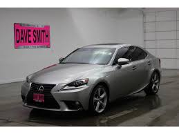 lexus 350 sedan used used 2014 lexus is 350 for sale dave smith motors skup4930