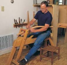 Fine Woodworking Magazine Reviews by A New Breed Of Shaving Horse Finewoodworking