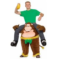 party city halloween costumes 2016 monkeyin u0027 around pull on pants costume buycostumes com