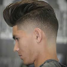 haircuts for men with round faces together with haircut for guys
