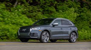 luxury family car 2018 audi sq5 review all the details on this benchmark compact