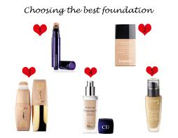 crashingred practical test choosing the best foundation crashingred
