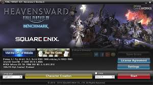 video bench mark final fantasy xiv heavensward benchmark guru3d forums
