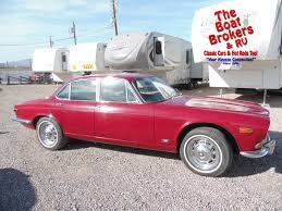 1972 jaguar xj6 the boat brokers u0026 rv lake havasu city