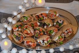recettes cuisine sans gluten recette apero sans gluten bouchées tunisiennes les marmites de