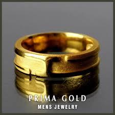 mens gold ring prima gold japan rakuten global market 24k mens gold ring