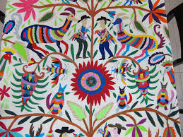 Home Patterns by Mexican Patterns Otomi Fabric And Textiles For Home Deco U2026 Flickr