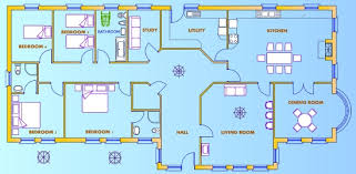 house plans with 4 bedrooms 4 bedroom house plans enchanting four bedroom house plans home