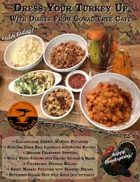 thanksgiving at coral tree cafe coral tree café organic coffee