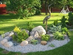 Creating A Rock Garden Building Rock Garden Building Rock Garden Berm Building A Rock