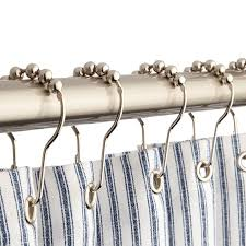 Roller Curtain Hooks The 25 Best Shower Curtain Rods Ideas On Pinterest Shower