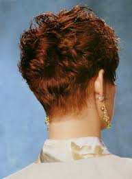 rearview haircut photo gallery hairxstatic short back cropped gallery 3 of 3