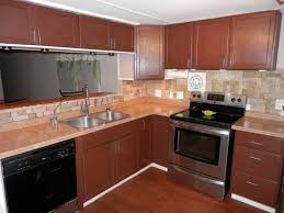 remodeled kitchens with islands 1973 pmc mobile home remodel before and after kitchen remodel with
