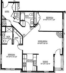 100 garage apt floor plans interesting 2 bedroom apartment