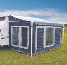 Rollout Awnings 17 U0027 Coast Annexe Wall Kit For Rollout Awnings Suits Caravan Or Pop