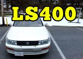 lexus ls400 1990 regular car reviews 1990 lexus ls400