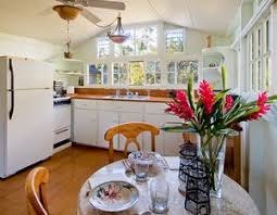 River Cottage Kitchen - kauai vacation rental river cottage popular with honeymooners