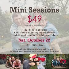 2016 holiday mini sessions are here blume photography athens