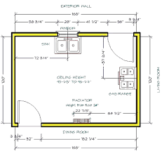 Kitchen Cabinet Shop Drawings How To Measure Your Kitchen For Cabinets Best Online Cabinets