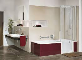 the double jacuzzi tub and shower bathtub with shower bathroom