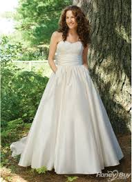plus size wedding dresses with pockets buy discount plus size wedding dresses honeybuy com page 1
