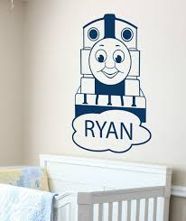 Thomas The Tank Wall Mural Thomas The Train Wall Decals Culturehoop Com