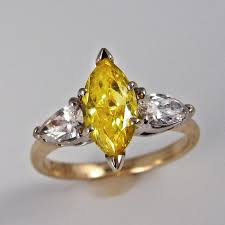 canary engagement ring canary engagement ring canary ring yellow