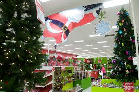 Christmas Decoration For Retail Shops target is taking on u0027christmas creep u0027 just in time for