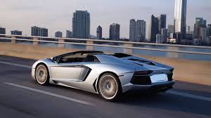 convertible cars for girls lamborghini aventador roadster pictures videos