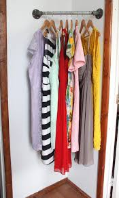 Clothing Storage Solutions by Easy Diy Corner