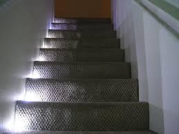 stairway led lighting with ir trip sensor 9 steps