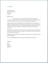 femme de chambre en anglais lettre de motivation femme de chambre candidature spontanée
