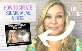 Meme Video Creator - meme video creator tracey rose