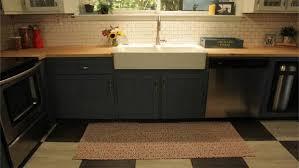 Kitchen Floor Mat Diy Kitchen Floor Mat Knock It The Live Well Network