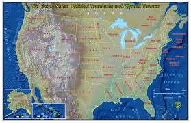 United States Map 1860 by United States Of America U2013 1860 U0026 2010 Josh Jones U0027 Geographic