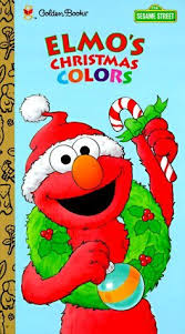 elmo christmas wrapping paper elmo s christmas colors muppet wiki fandom powered by wikia